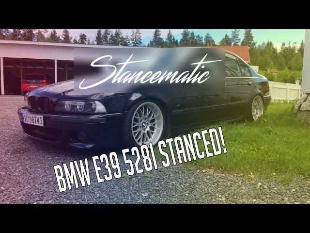 BMW E39 528i x MINI EDIT x STANCE x NORWAY