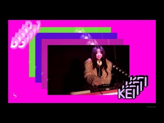 겨울나라의 러블리즈2 Lovelyz Concert 케이 Kei 개인무대 DJing+판타스틱 베이비 [4k]