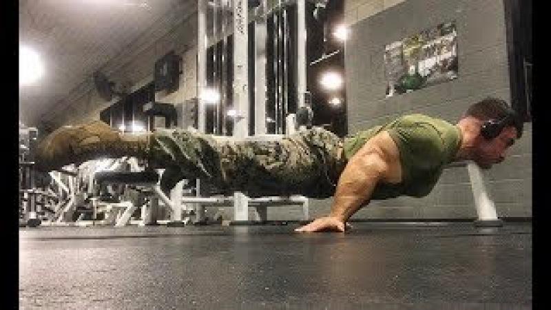 Os Militares Mais Fortes Do Mundo (Super Treino)