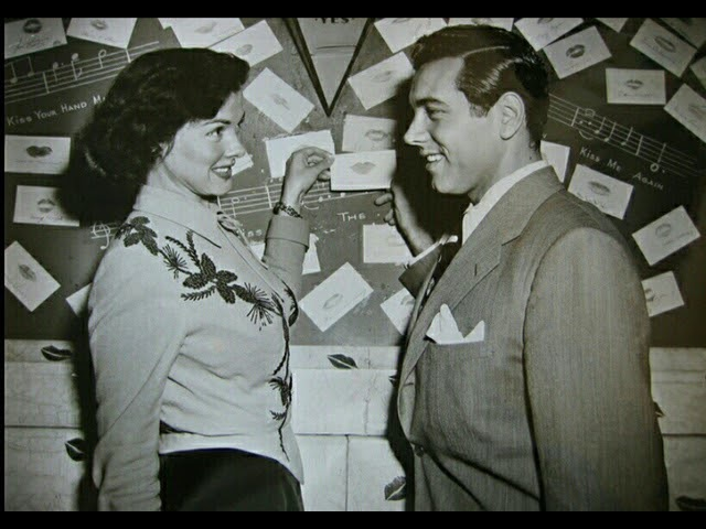 MARIO LANZA KATHRYN GRAYSON give interview about