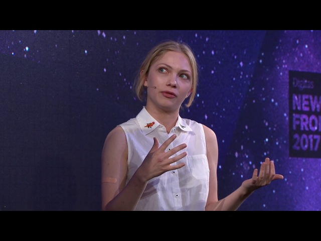 Tavi Gevinson Andrew Watts: Stop Treating Us Like Aliens - DigitasLBi NewFront 2017