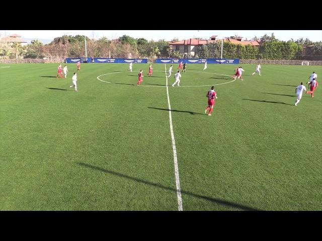 Обзор матча Олимпиец - Ракув - 1:4 (0:2)