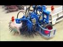 Çiftlik'ten Sofraya Tam Otomatik Akıllı Makinalarla Şaşırtıcı Tavuk Yakalama Toplama Ve Sonrası