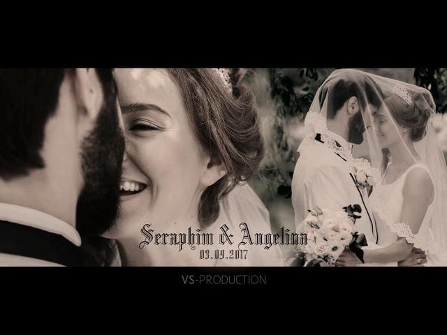 Seraphim Angelina | Wedding clip