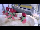 Как делают гребные винты для лодочных моторов.