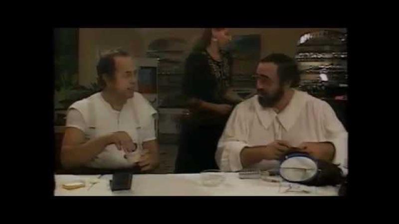 Luciano Pavarotti - Leo Nucci - 1990