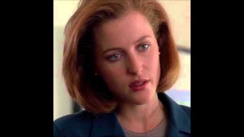 204 Faces of Scully in 90sec (The X-Files)