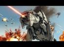 The Last Jedi Battle of Crait 4K Battlefront 2 Cinematic