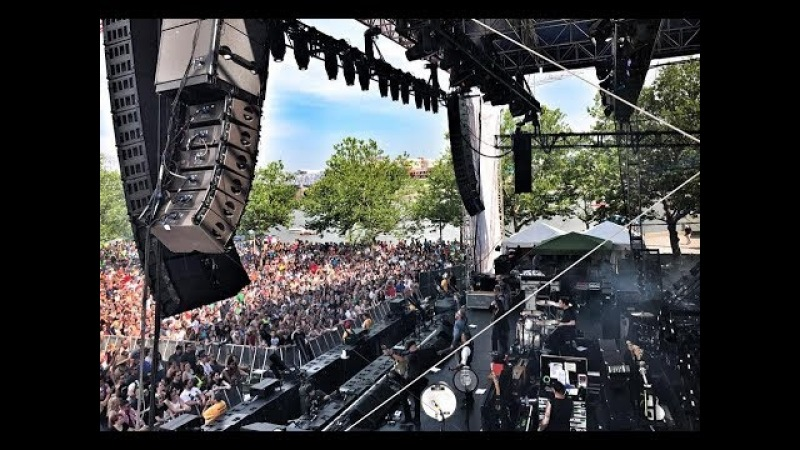 Flogging Molly Full Set Live from 2017 Bunbury Music Festival