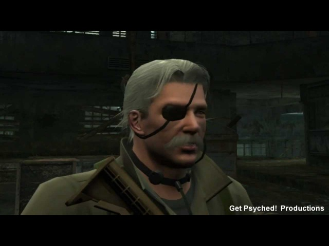 Metal Gear 2: Solid Snake MGO Rendition [Director's Cut] (Part 10: Big Boss)