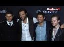 Supernatural Cast Jared Padalecki Jensen Ackles Misha Collins 2018 PaleyFest LA
