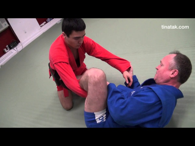 Sambo instructional - bicep compression lock from guard sambo instructional - bicep compression lock from guard