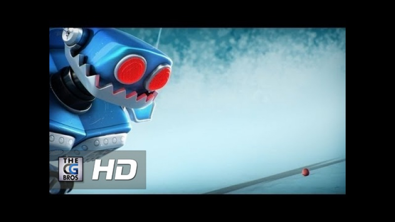 CGI Animated Short : SuperBot: A Magnifying Mess - by Trexel Animation