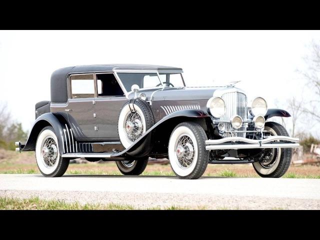 Duesenberg J 139 2163 Sport Sedan by Murphy '1929