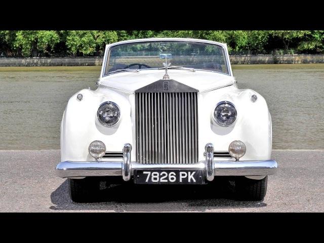Rolls Royce Silver Cloud Drophead Coupe by Mulliner UK spec I '1959