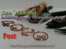 Sun Wukong Inhibiting Magic Phrase Open Rings Fast version 311