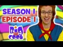 Big Cook Little Cook - First Ever Episode! | Princess and the Pea | Wizz | TV Shows for Kids
