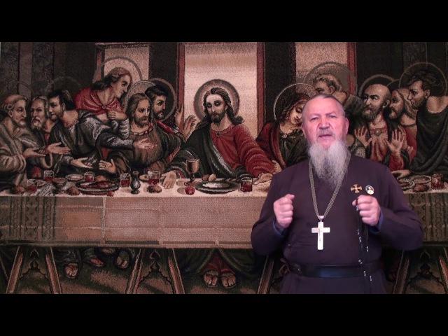 И НАСТУПИТ ГОЛОД. Иеромонах Антоний Шляхов