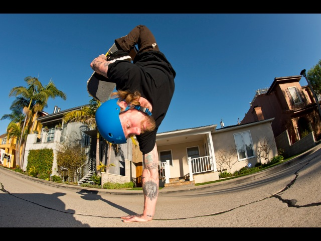 X Games Real Street - Mike Vallely - ESPN