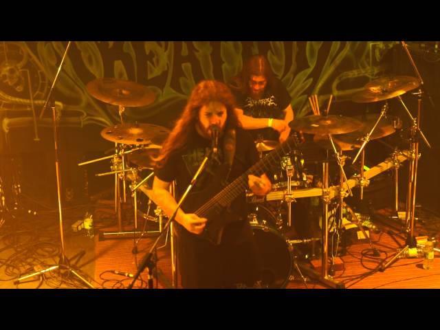 Beyond Creation - Sous la lueur de l'empereur [Official Live Video]