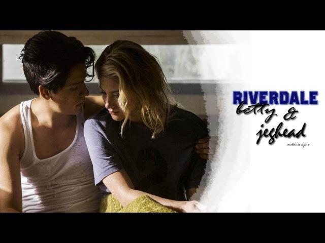 Bughead | Betty Jughead | пожар голубой | riverdale