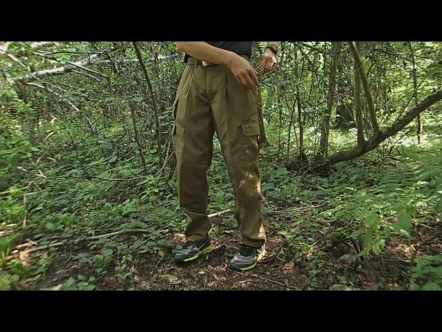 Обзор - Тактические штаны Mil-Tec 7 pocket