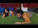 Military Boot Camp Workout Routine (Only 4 Moves!)