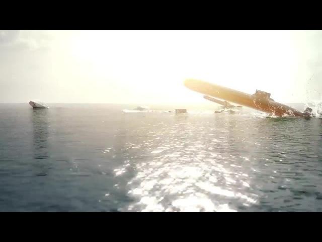 Атомная подводная лодка Nuclear submarine