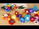 Jak zrobić kwiaty z bibuły do palmy wielkanocnej?