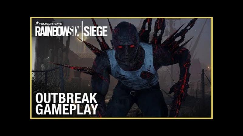Rainbow Six Siege: Operation Chimera - Outbreak Gameplay   Trailer   Ubisoft [NA]