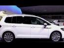 2018 Volkswagen Touran R Line Special First Impression Lookaround Review