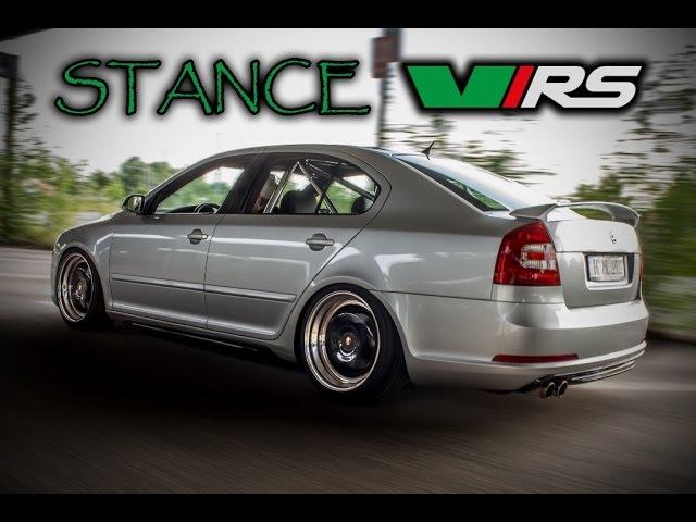 Skoda Octavia RS / Static / gepfeffert / BullX / Schalk-Tuning / Wiechers / Car Porn / Stance / DUB