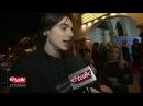 Etalk - Timothée Chalamet on his Italian dance party in the streets | SBIFF 2018