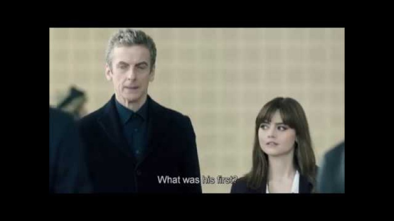 Doctor Who - Series 8 Deleted Scene - Time Heist