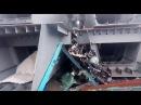 Авария в Москве жесть 🔞🔞🔞водитель жив слава богу!