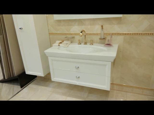 Villeroy boch La Belle 6142А1R1 washbasing A58420DJ cabinet Виллерой Бош Ла Белле тумба с раковиной