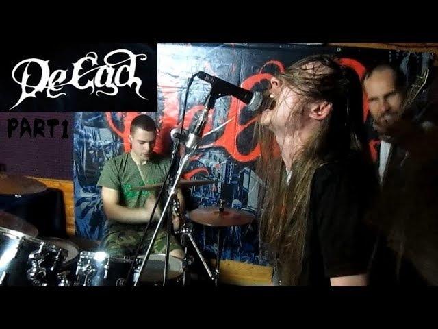 De Sad - Live In Garage, Samara, Russia 23.02.2018 [PART1/2]]