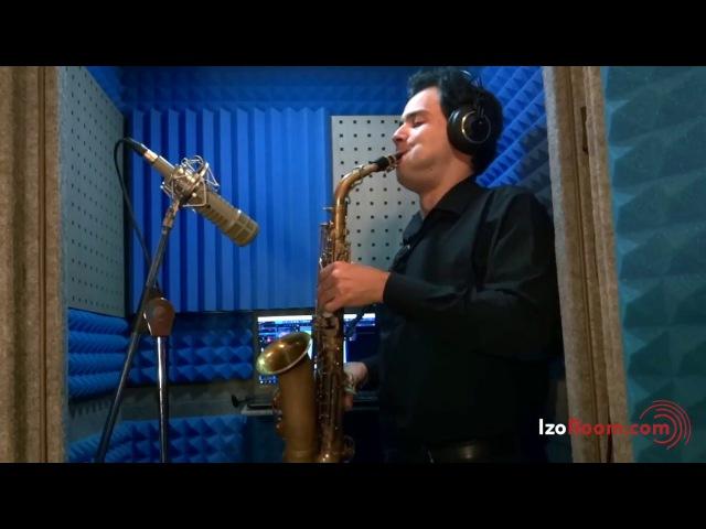 Зарабатывай вместе с IzoRoom – Gdaliy Garmiza, саксофон