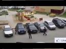 Жесткие драки на дороге