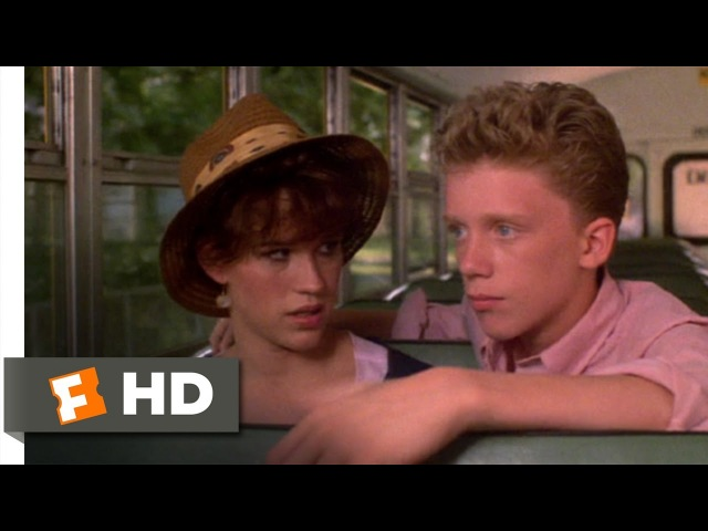 Sixteen Candles (310) Movie CLIP - Am I Turning You On (1984) HD