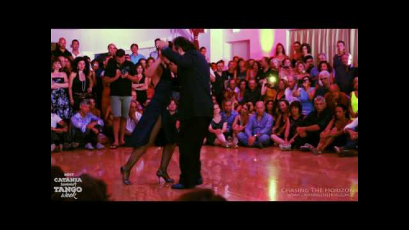 Gustavo Naveira y Giselle Anne - Catania Summer Tango Week 2017 5/5