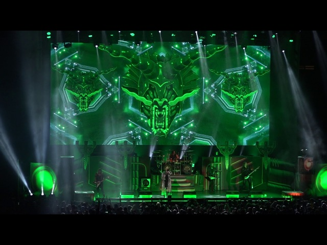 Judas Priest - The Green Manalishi (With The Two Prong Crown) (Newark,Nj) 3.20.18