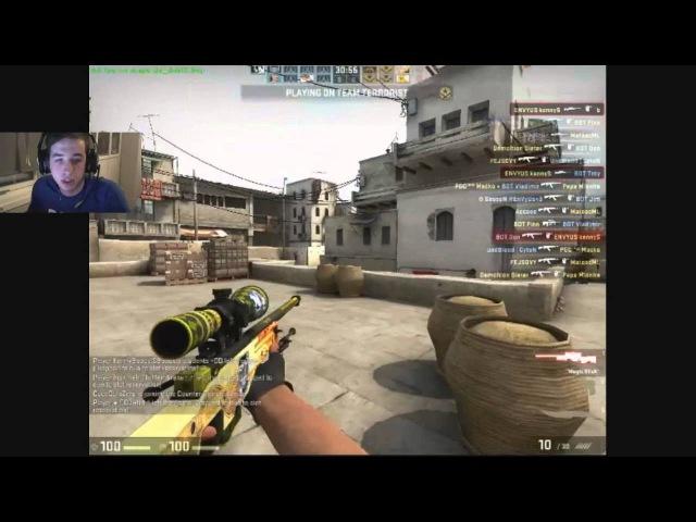 CSGO Pro kennyS - Deathmatch