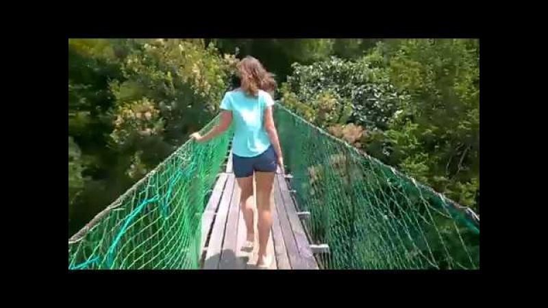 Когда боишься высоты, но все равно идешь до конца D