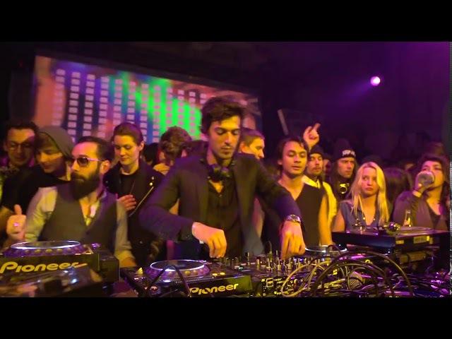 (HD)Gesaffelstein DJ set at House of Vans x Boiler Room Berlin