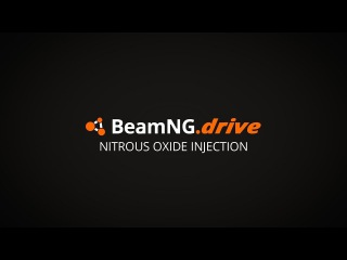 BeamNG.Drive - Система закиси азота