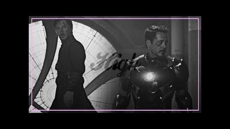 Doctor strange tony stark ▪ [Stay High]