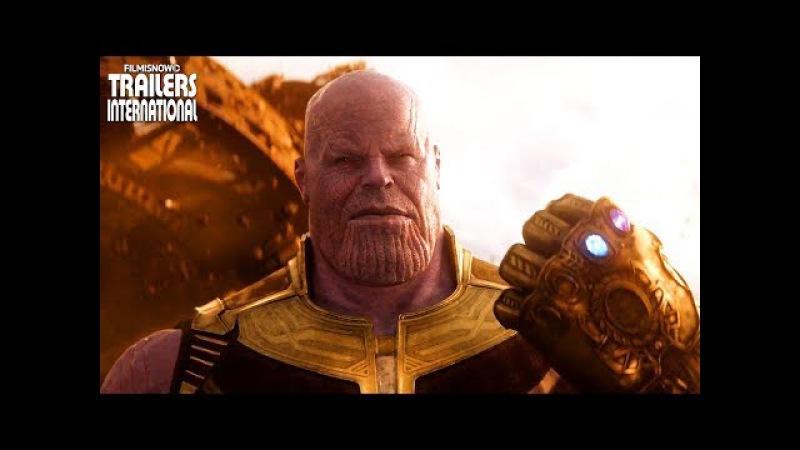 Vingadores Guerra Infinita | Primeiro trailer épico do filme Marvel