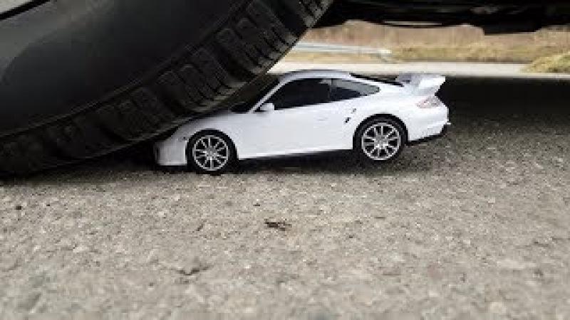 EXPERIMENT: CAR VS Car Toy