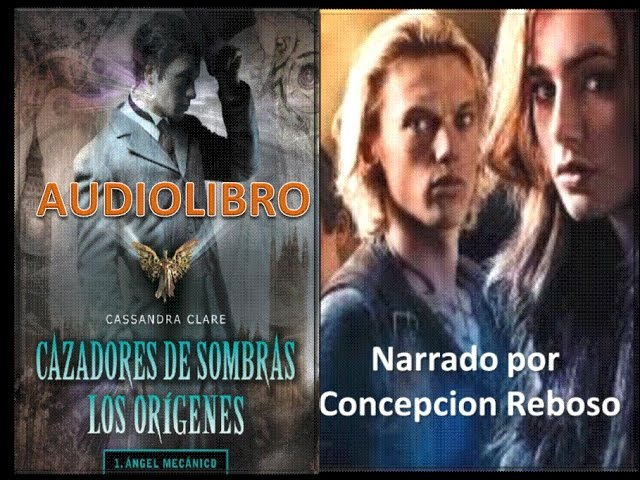 CAZADORES DE SOMBRAS -LOS ORIGENES LIBRO 1- CAP 1 - AUDIOLIBRO